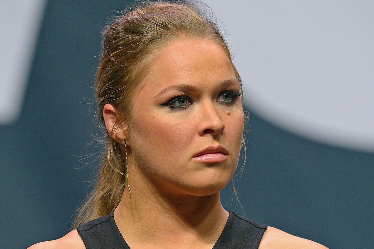 community news, Randy Couture has advice for Ronda Rousey following Paige rage: Dont take it personal!