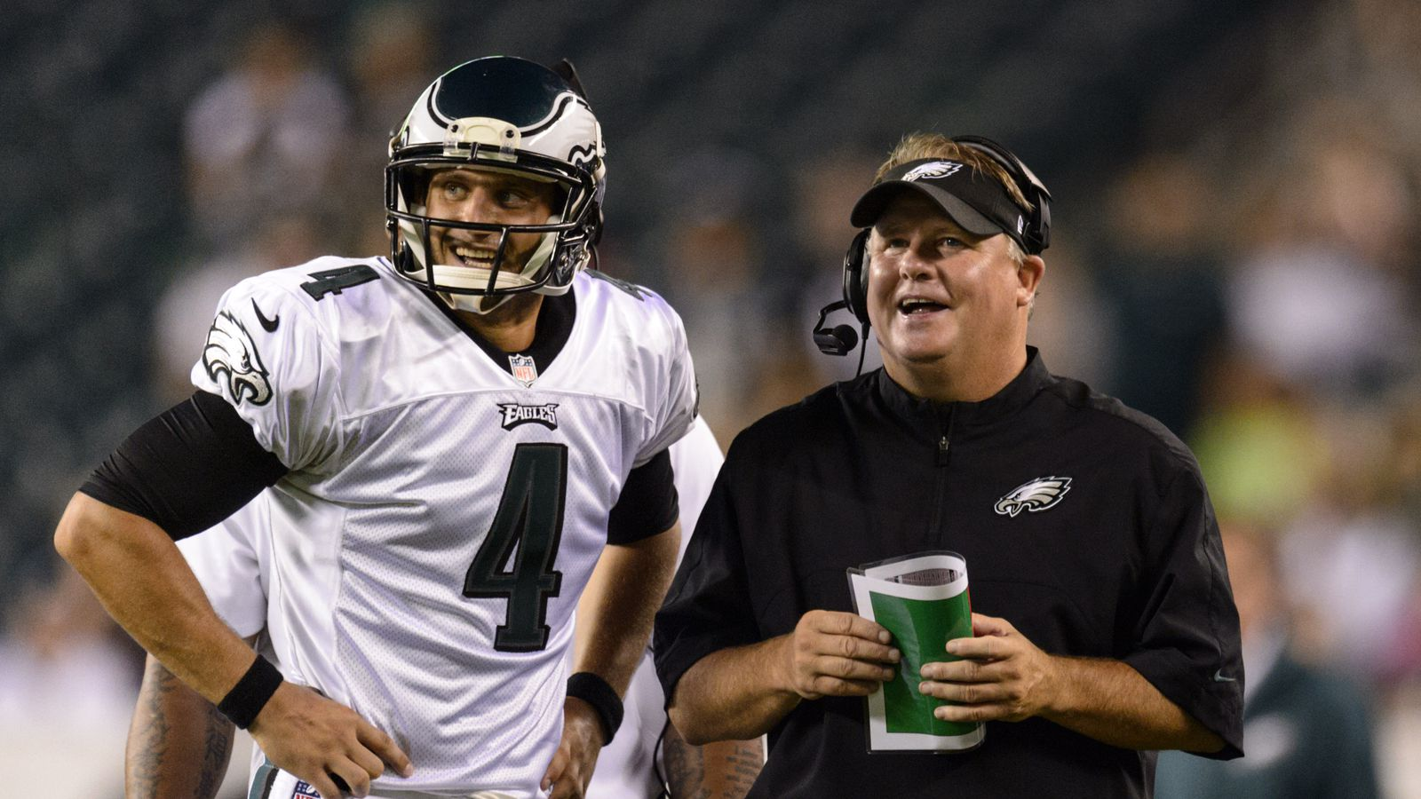 Eagles News: G.J. Kinne could beat out Tim Tebow and Matt Barkley ...