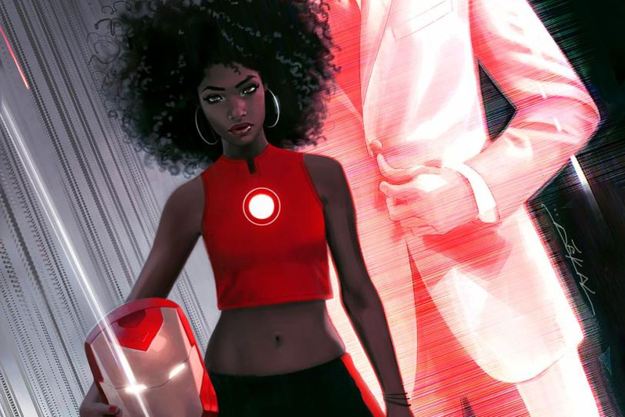 Image result for Ironheart