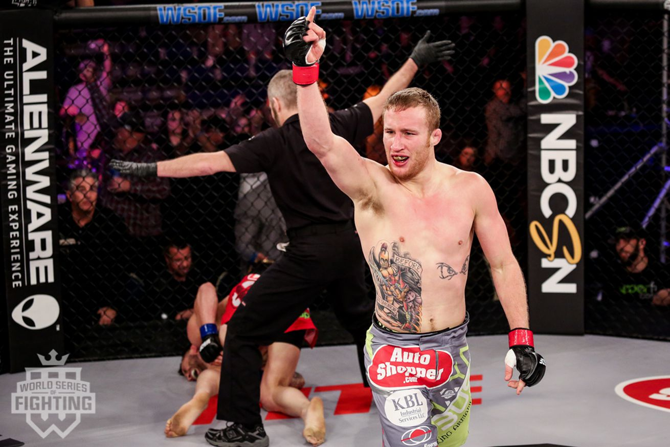 community news, Justin Gaethje taken off 'indefinite suspension after talk with Colorado commission