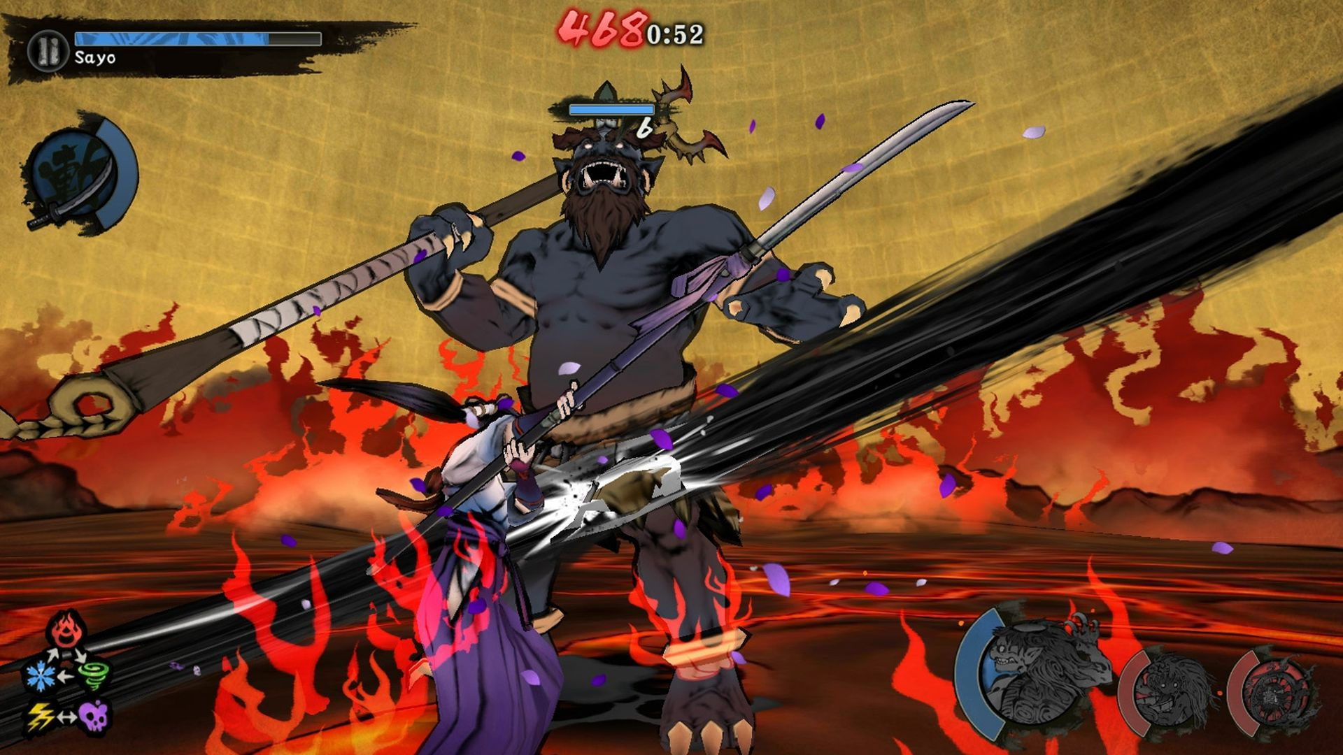 platinum goes mobile for new character action game world of demons