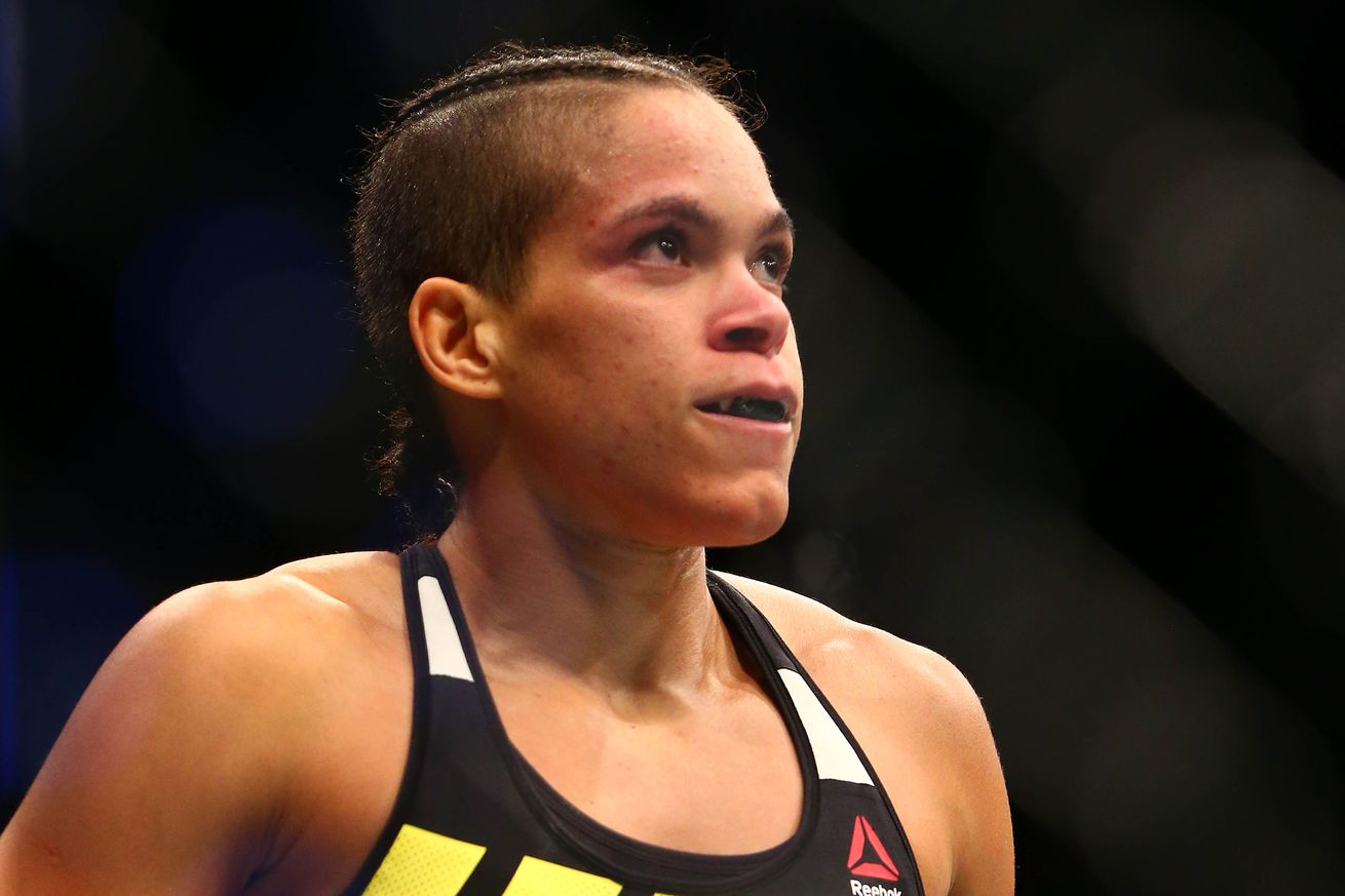 Amanda Nunes says shes better than UFC champion Miesha Tate everywhere