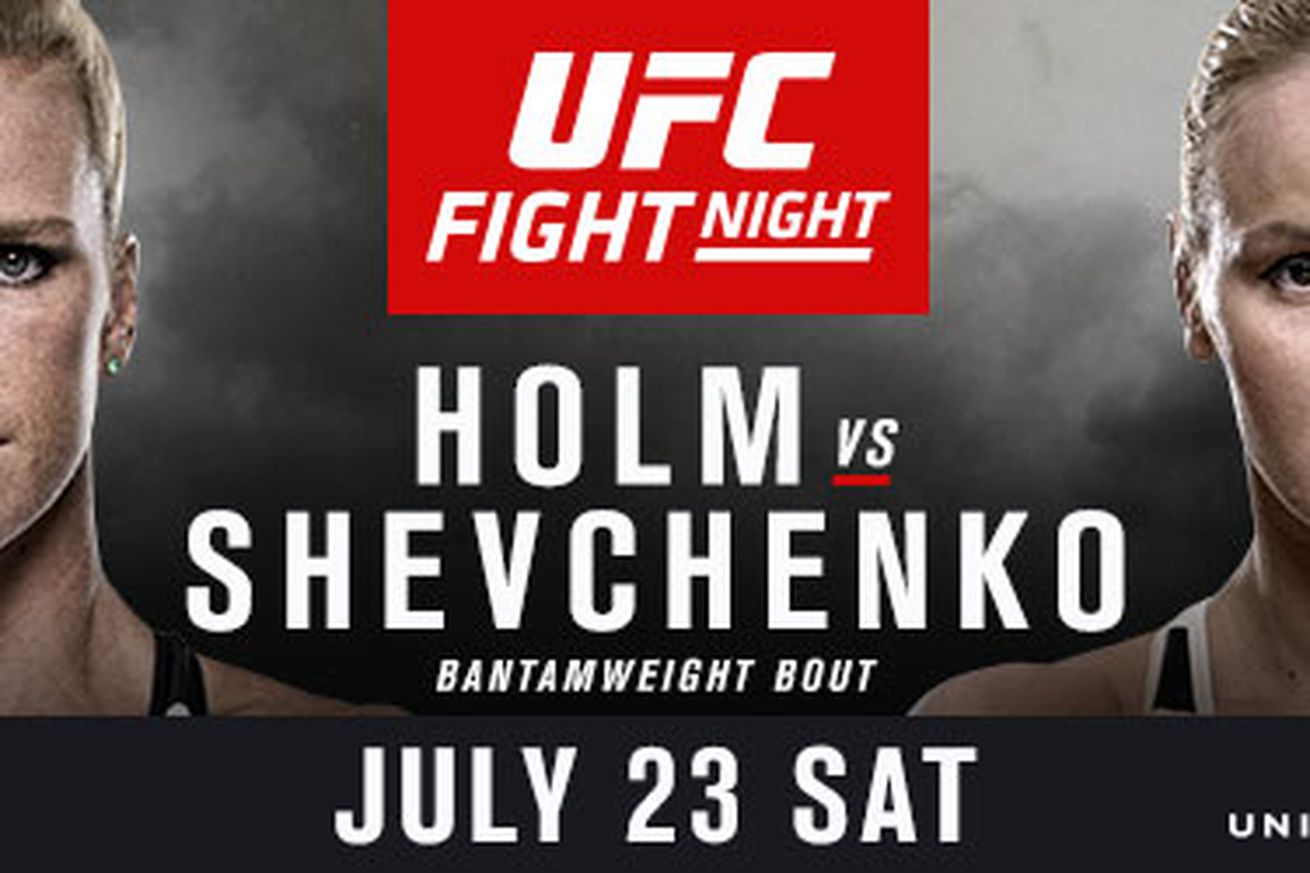 UFC on FOX 20 tickets, seats for sale online at United Center on July 23 in Chicago