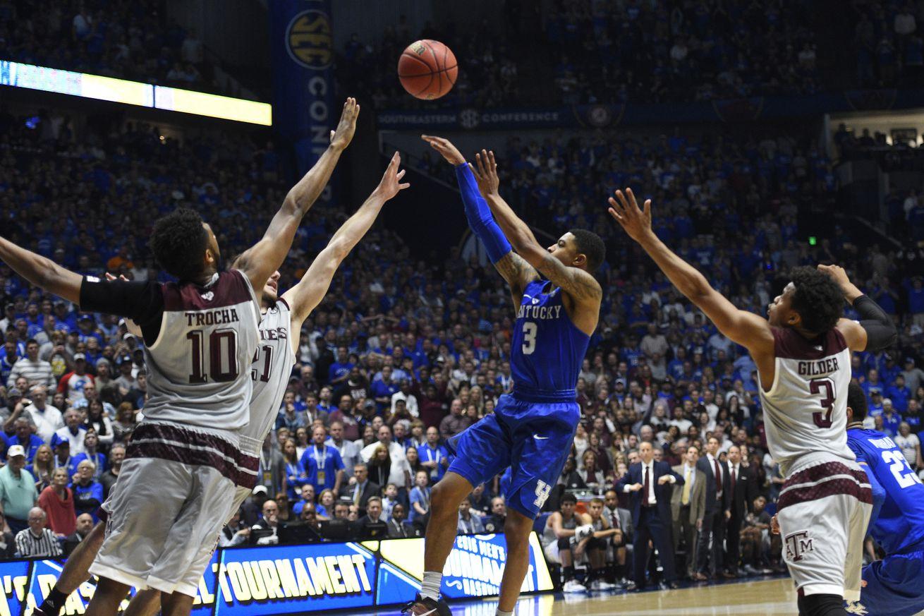 Kentucky Basketball Named Preseason Favorite For Sec Crown: Kentucky Wins 2016 SEC Basketball Tournament