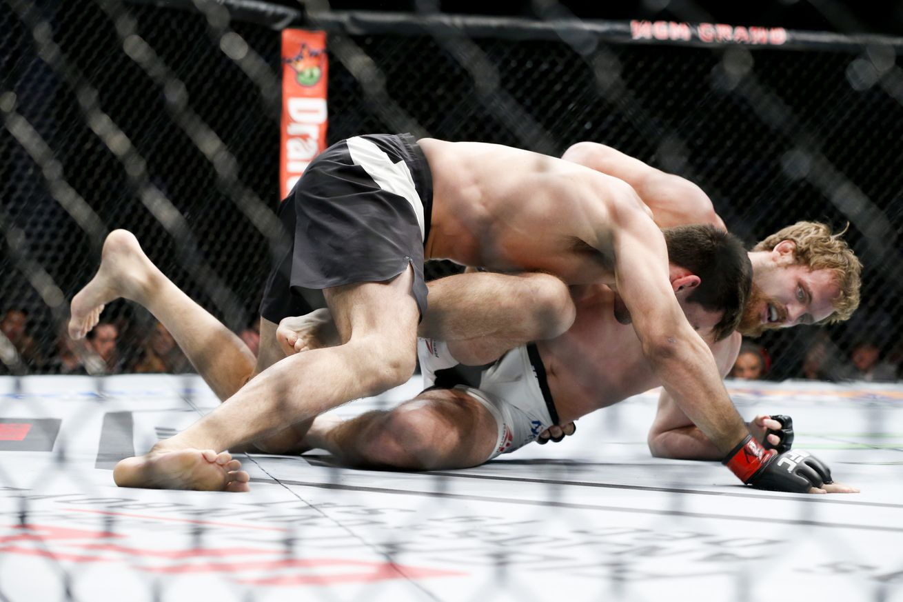 community news, Gunnar Nelson on loss to Demian Maia: I didnt feel like I was in my own body