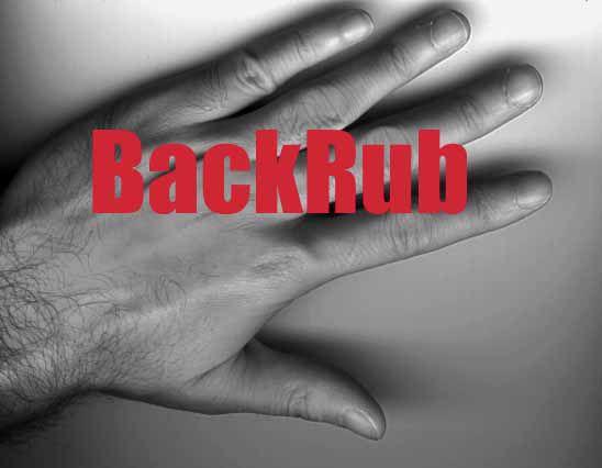 Backrub logo