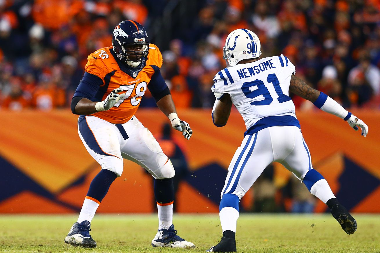 Ryan Clady Willing To Restructure Contract With Broncos