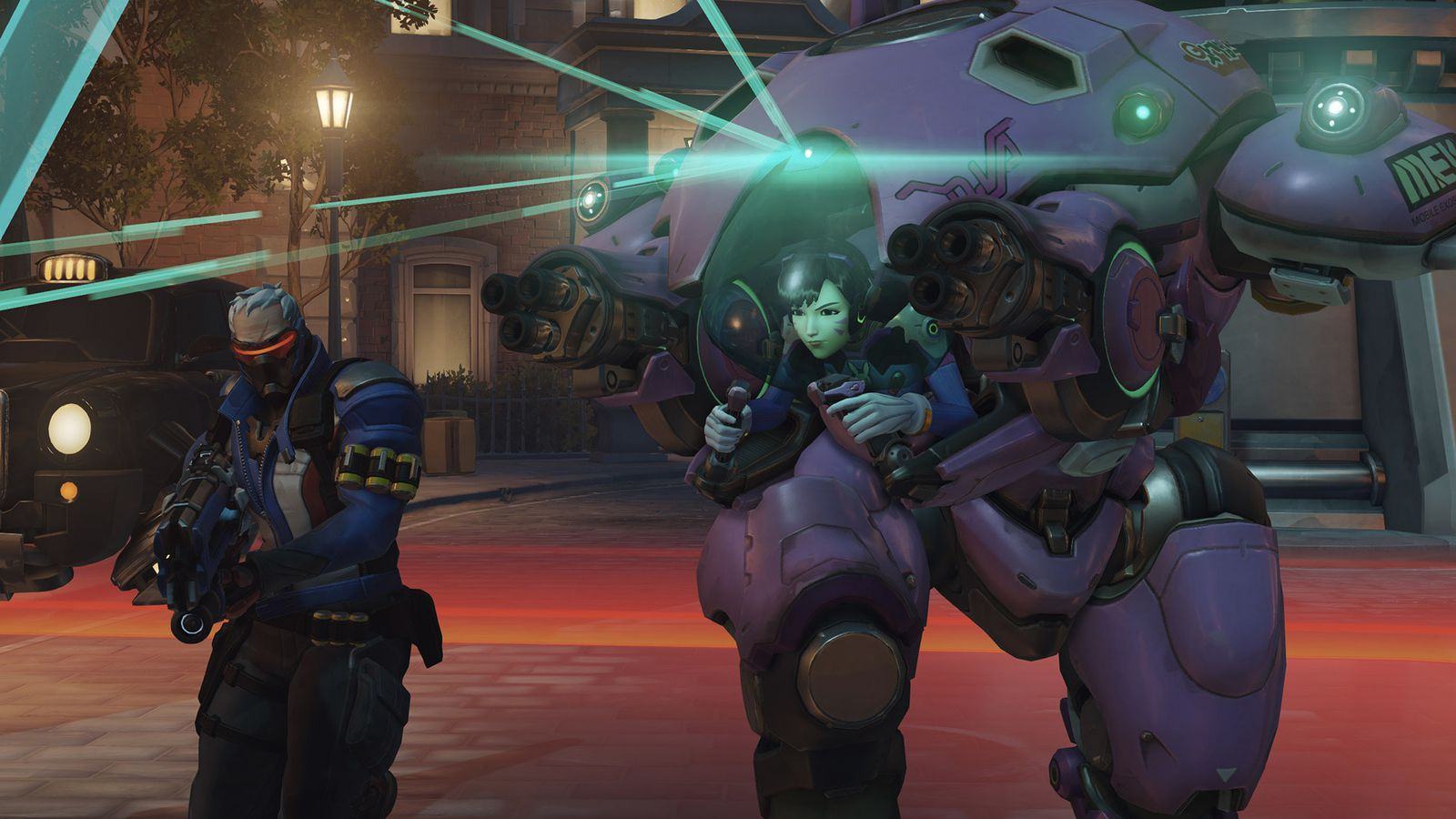 Blizzard embraces 'Gremlin D.Va' with new Overwatch emote