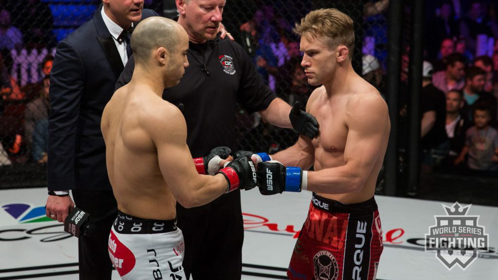 WSOF 32 Results: Moraes vs. Hill 2 - MMA Fighting