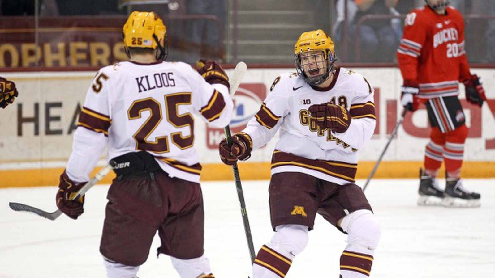 Minnesota Hockey: TV Schedule and Game Times Announced ... Gopher Hockey