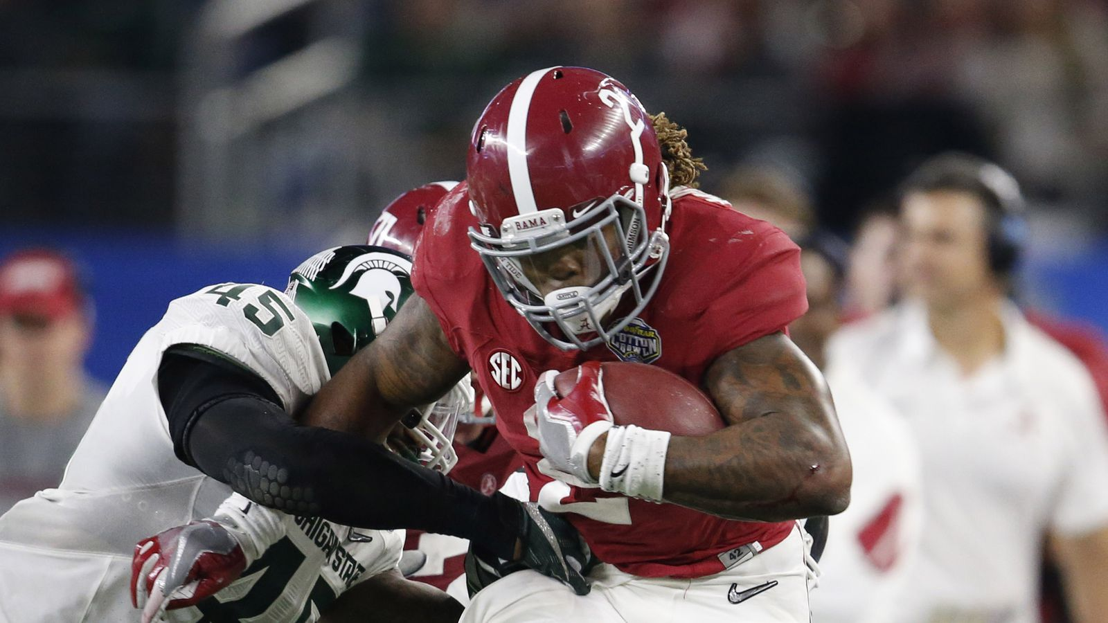 college game today alabama football odds