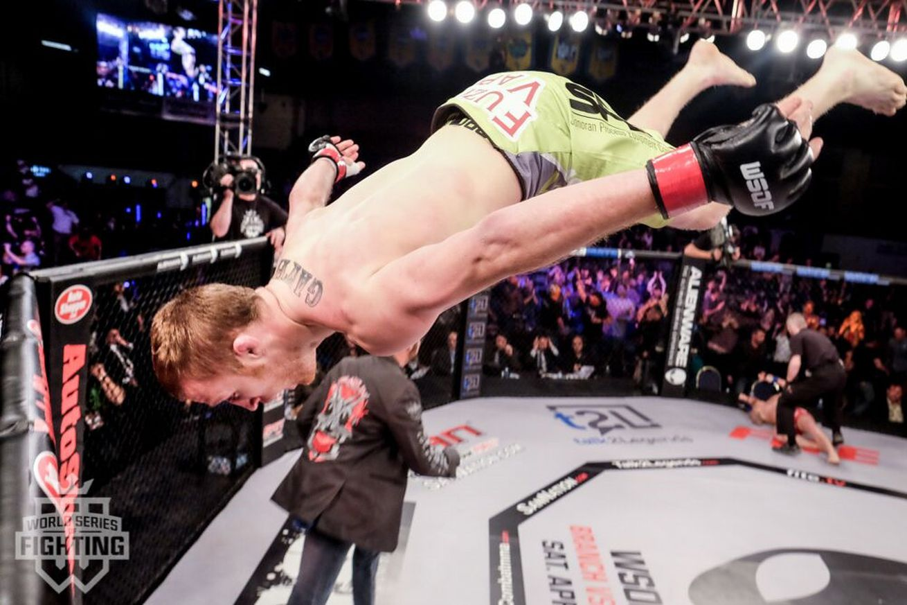 community news, WSOF 29 medical suspensions: Justin Gaethje suspended indefinitely for unsportsmanlike conduct