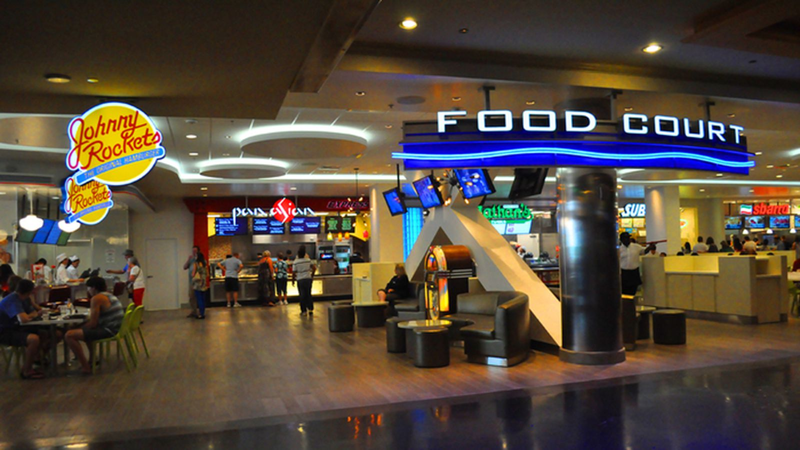 Bally S Food Restaurants