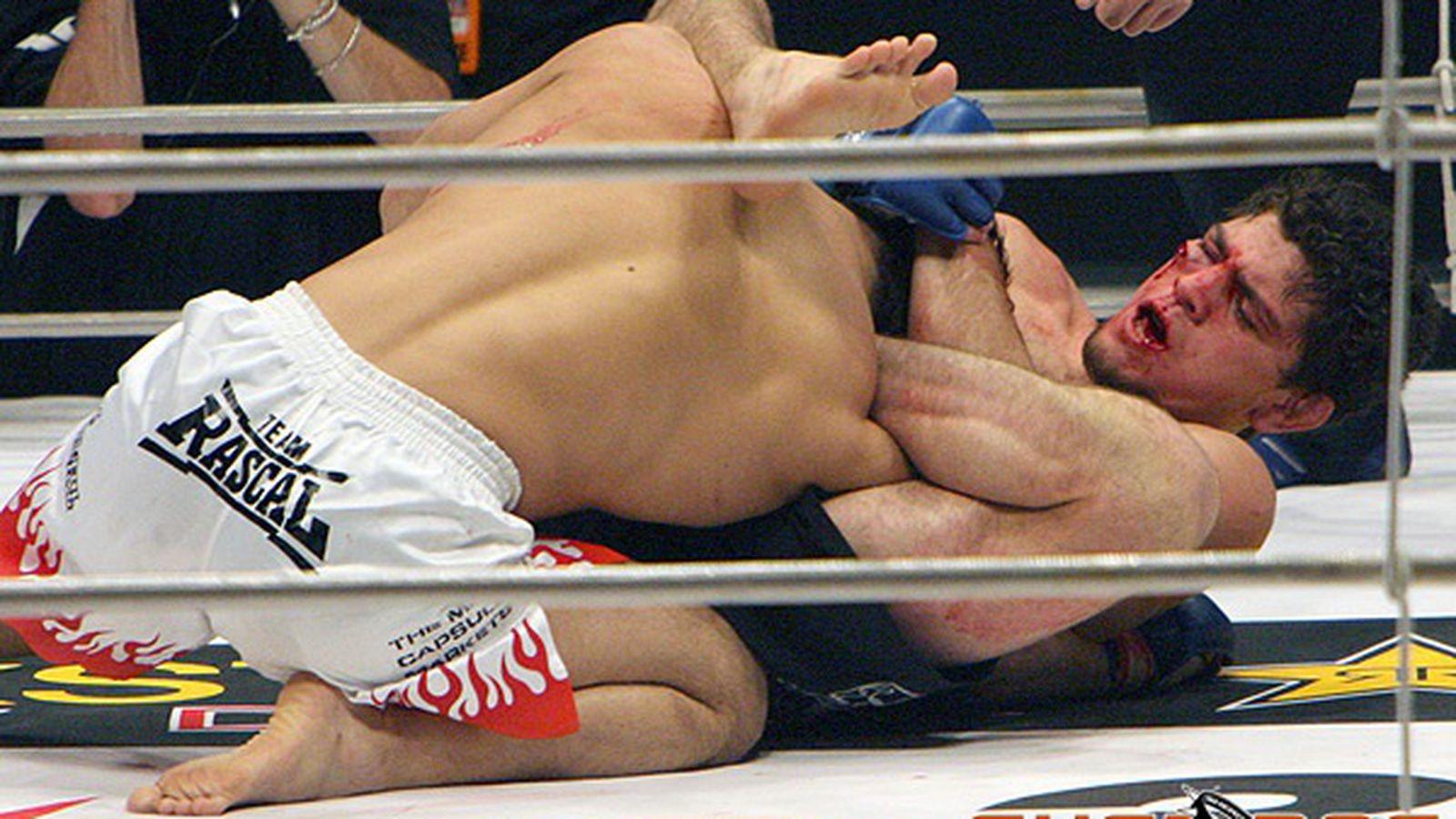 Бой Ник Диаз против Таканори Гоми