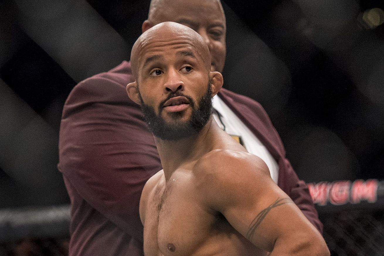 Demetrious Johnson pulls out of UFC 201 with training-camp injury