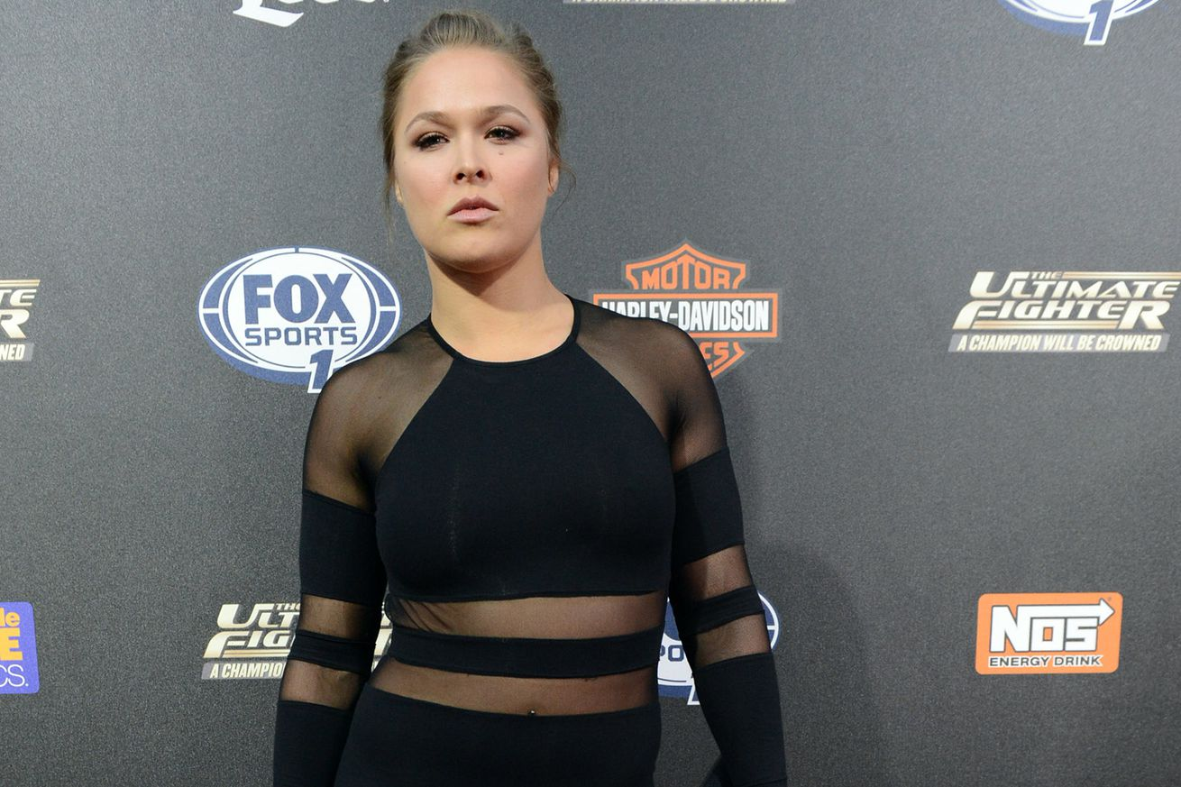 community news, Vote for UFCs Ronda Rousey in Time 100 most influential people in the world poll