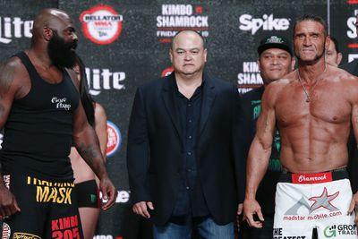 Video: Kimbo Slice vs. Ken Shamrock Full Fight Highlights from Bellator 138
