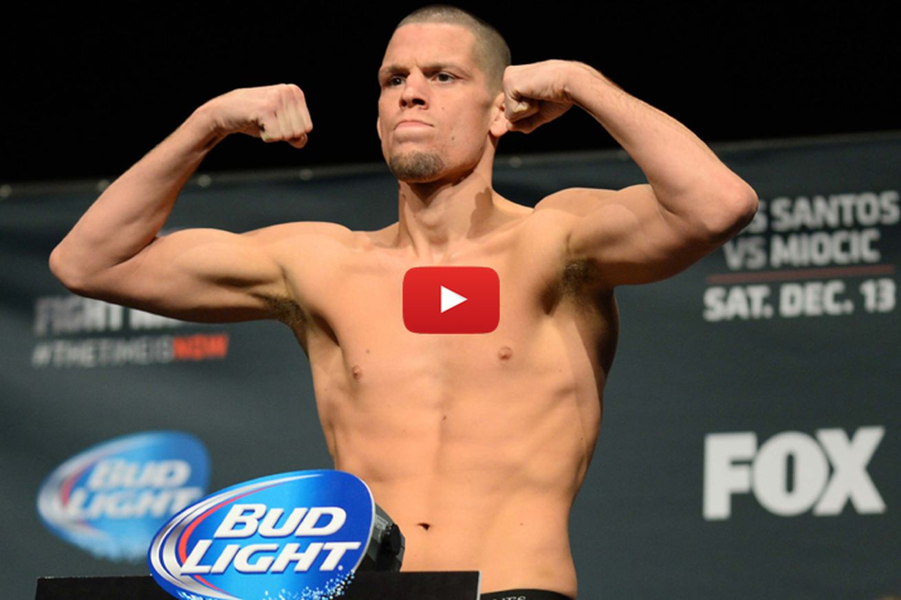 UFC 202 weigh in video, start time, and results for McGregor vs Diaz 2 in Las Vegas