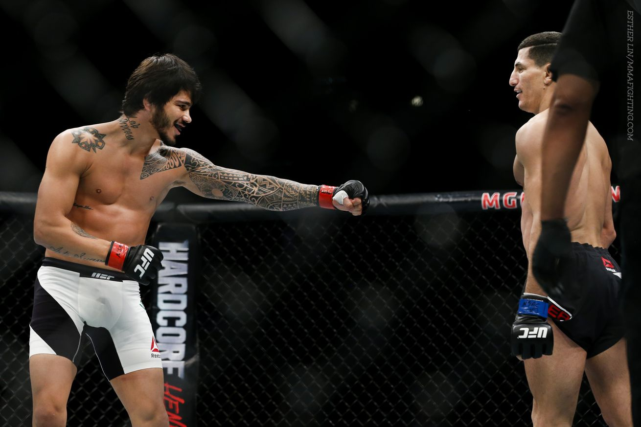 community news, Erick Silva admits he threw 'unethical' punch at UFC 196