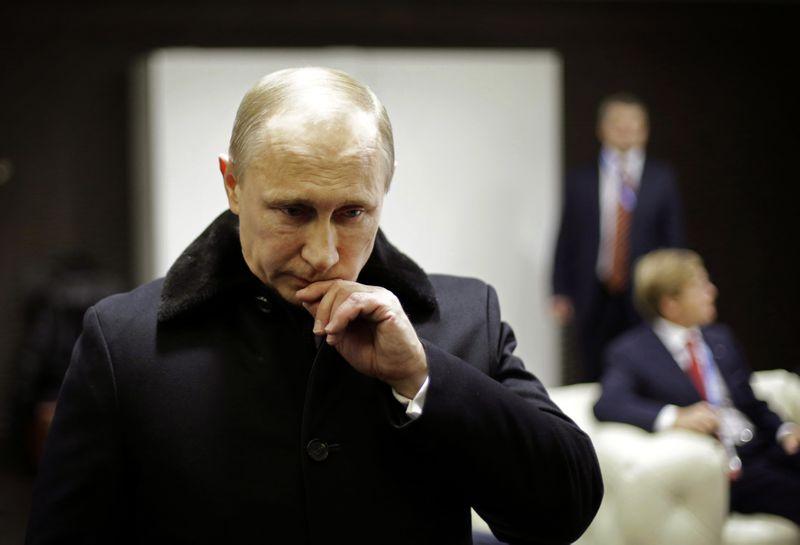 Putin worry