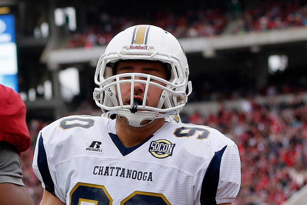 Cheap NFL Jerseys Online - NFL Draft picks 2015: Davis Tull goes to Saints in 5th round ...