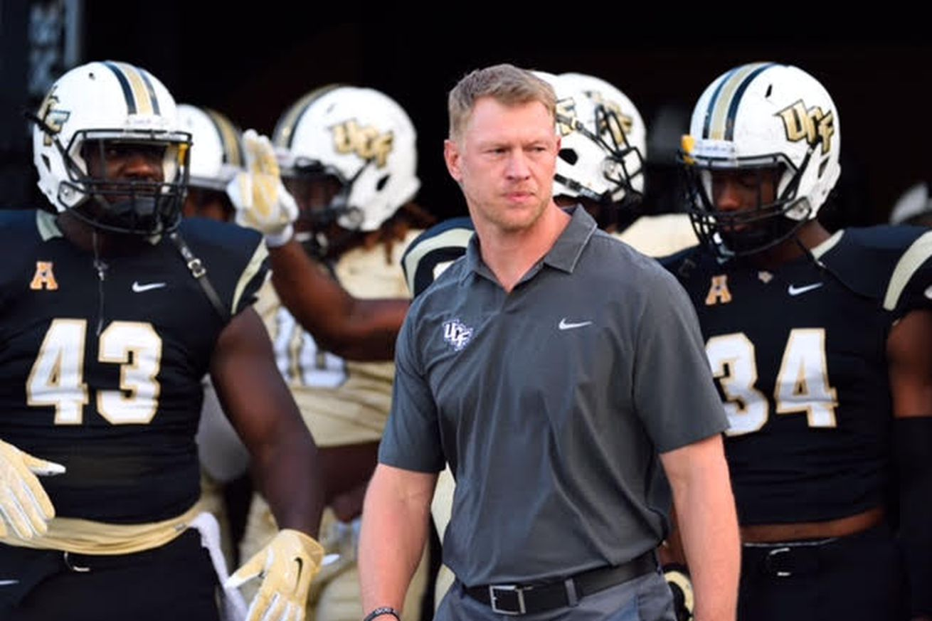 UCF, North Carolina agree to football series in 2018, 2020