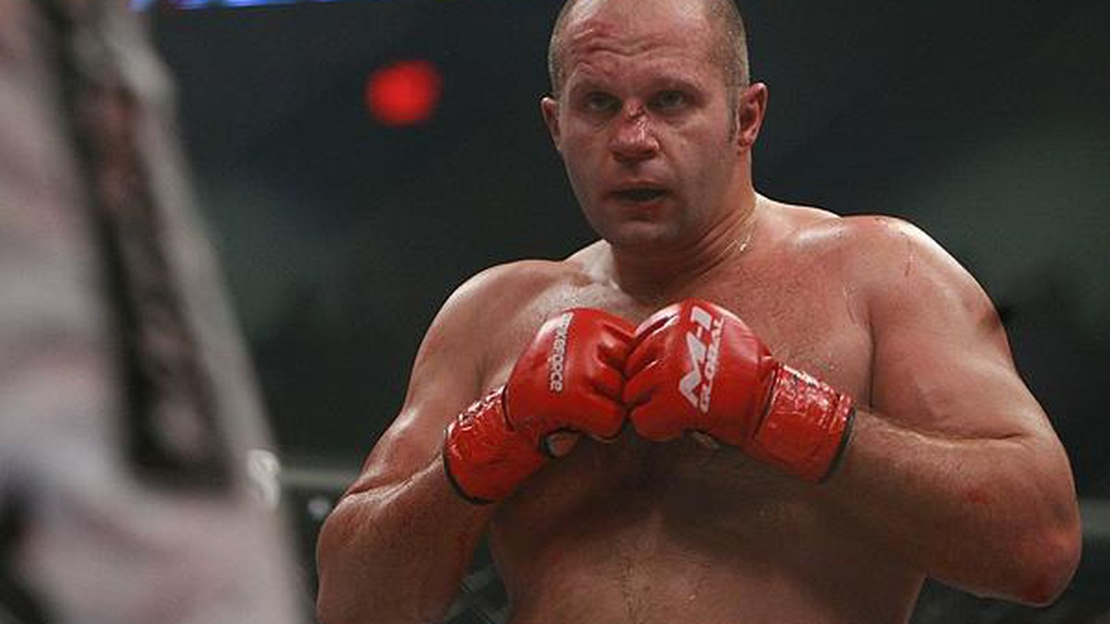 Returning to spot of shocking loss means little to Fedor ...