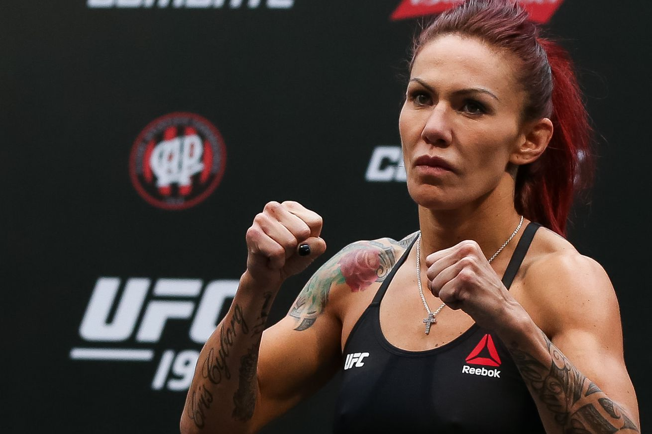 Cris Cyborg refutes report shes fighting on July 30, tells UFC to stop manipulating her fans