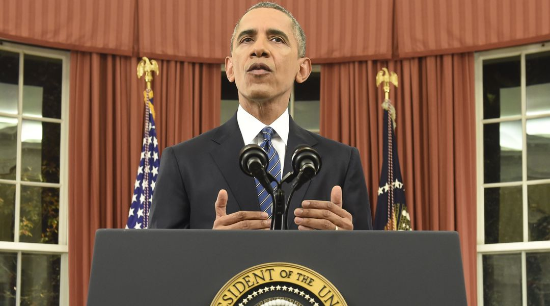 an analysis of president barack obamas speech on the death of osama bin laden and the fight against  Obama's isil speech and his whole foreign policy: what  it has far more and better funding available than osama bin laden  president barack.