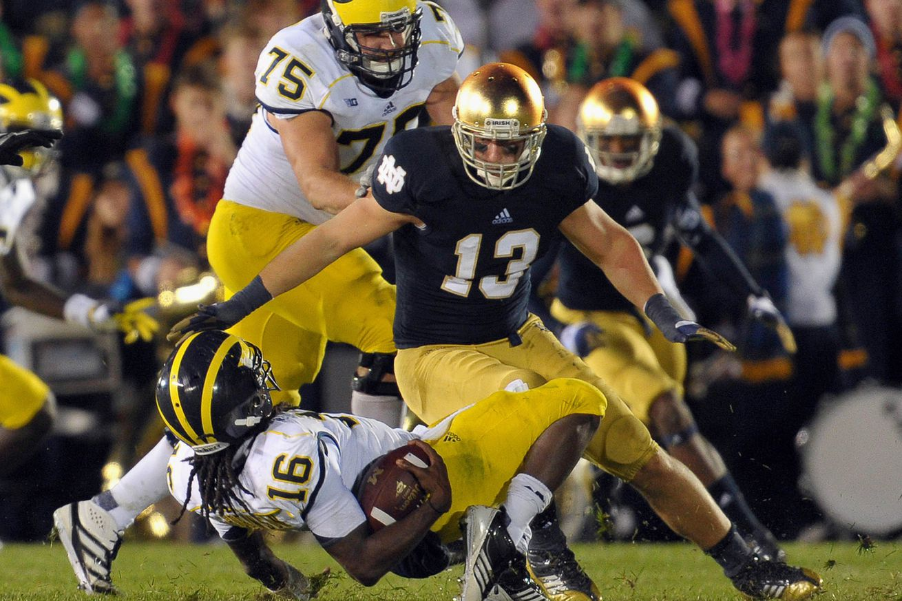 BCS Standings Simulation, Week 5: Notre Dame Hype Won't Be ...