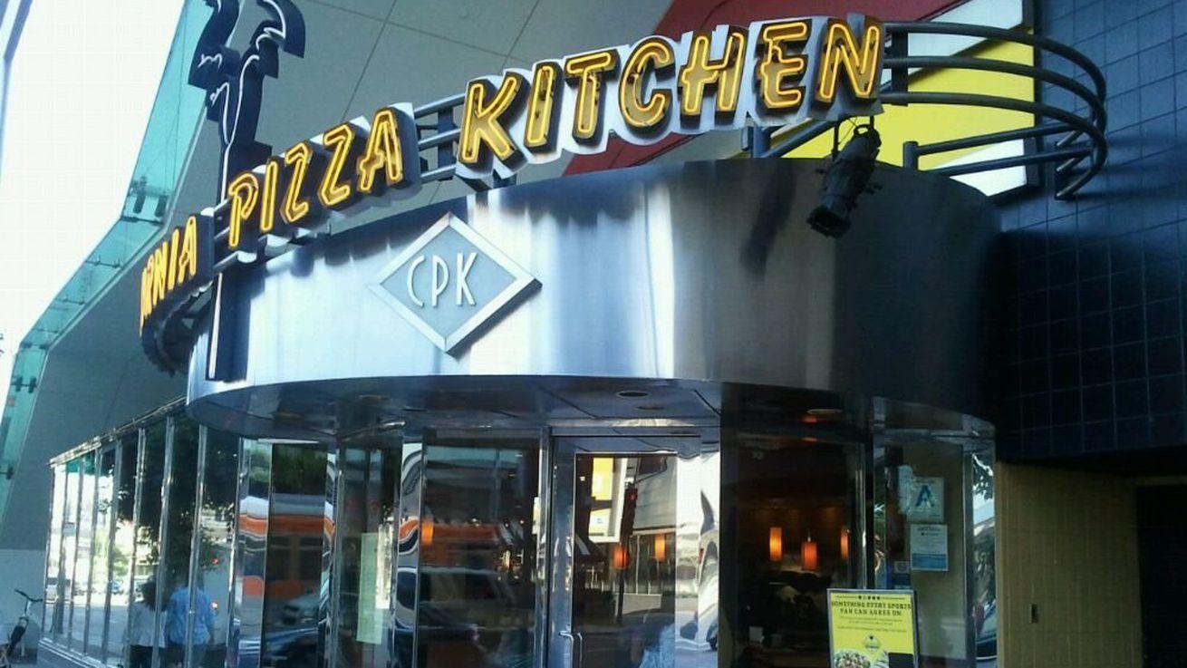 California Pizza Kitchen La Cienega