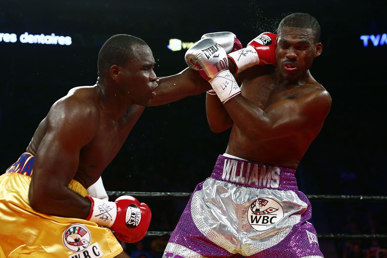 PBC on Spike results and video: Adonis Stevenson KOs Thomas Williams Jr. in exciting contest