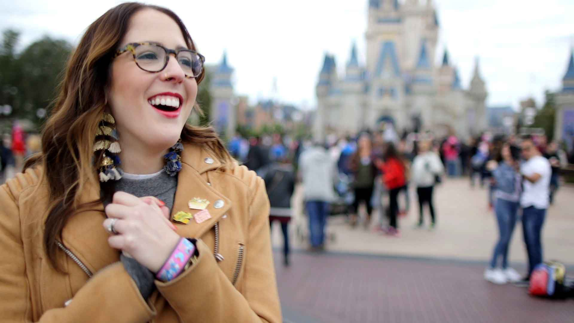 Trailer: Eating Your Way Through Disney World, a Multi-Part Series