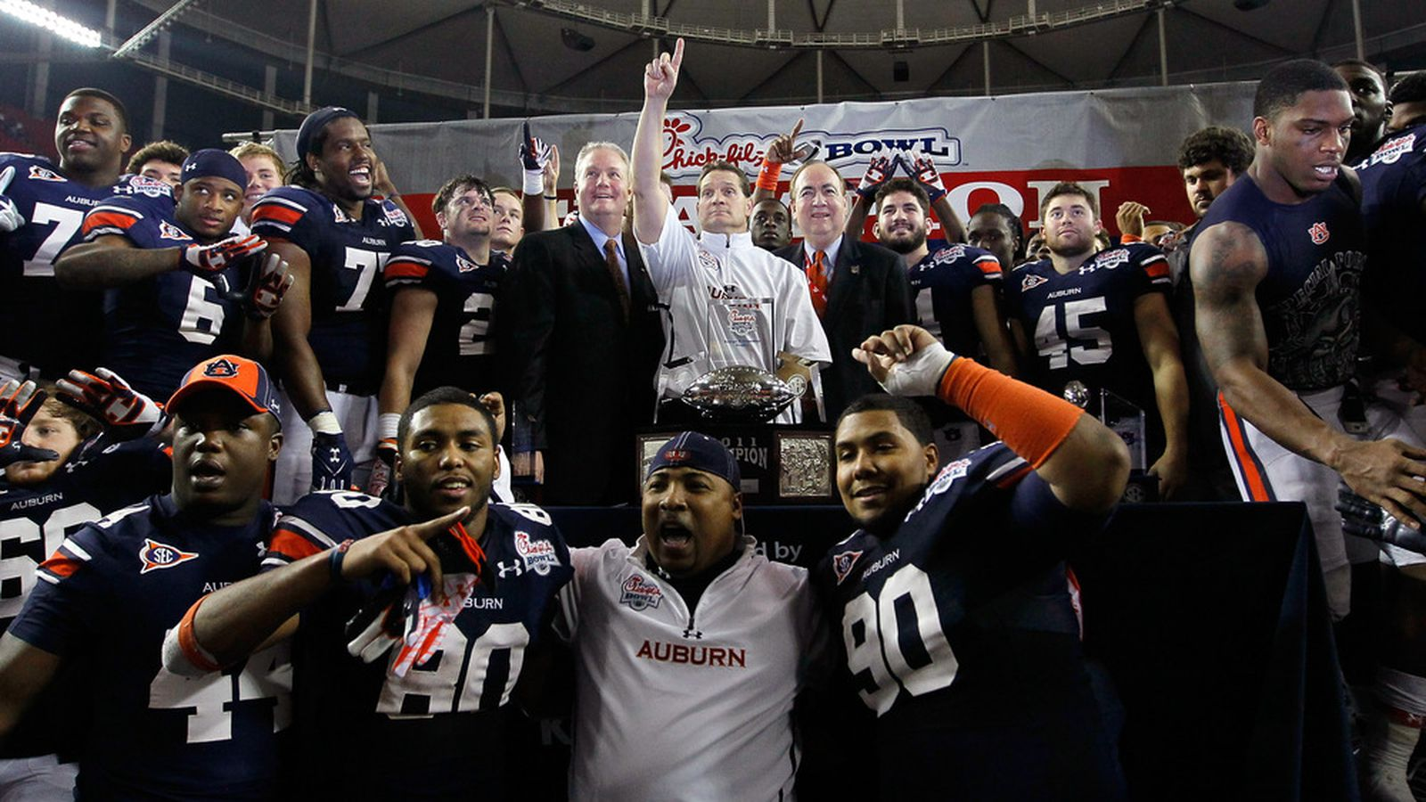 Can Auburn Take 2012 Recruiting Class From Good To Great