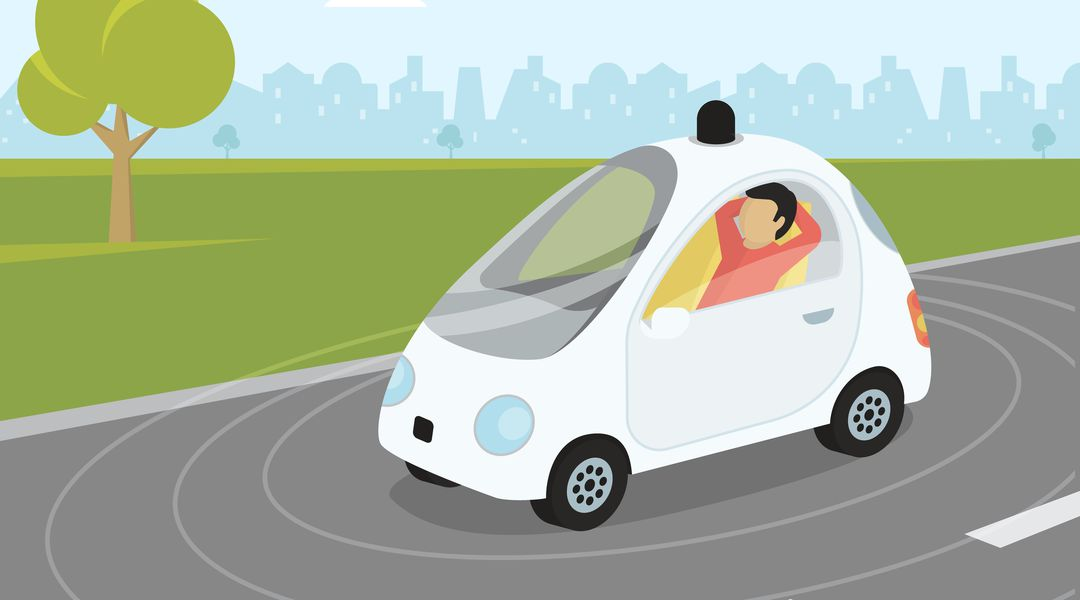 5 big things still standing between us and a glorious self-driving car...