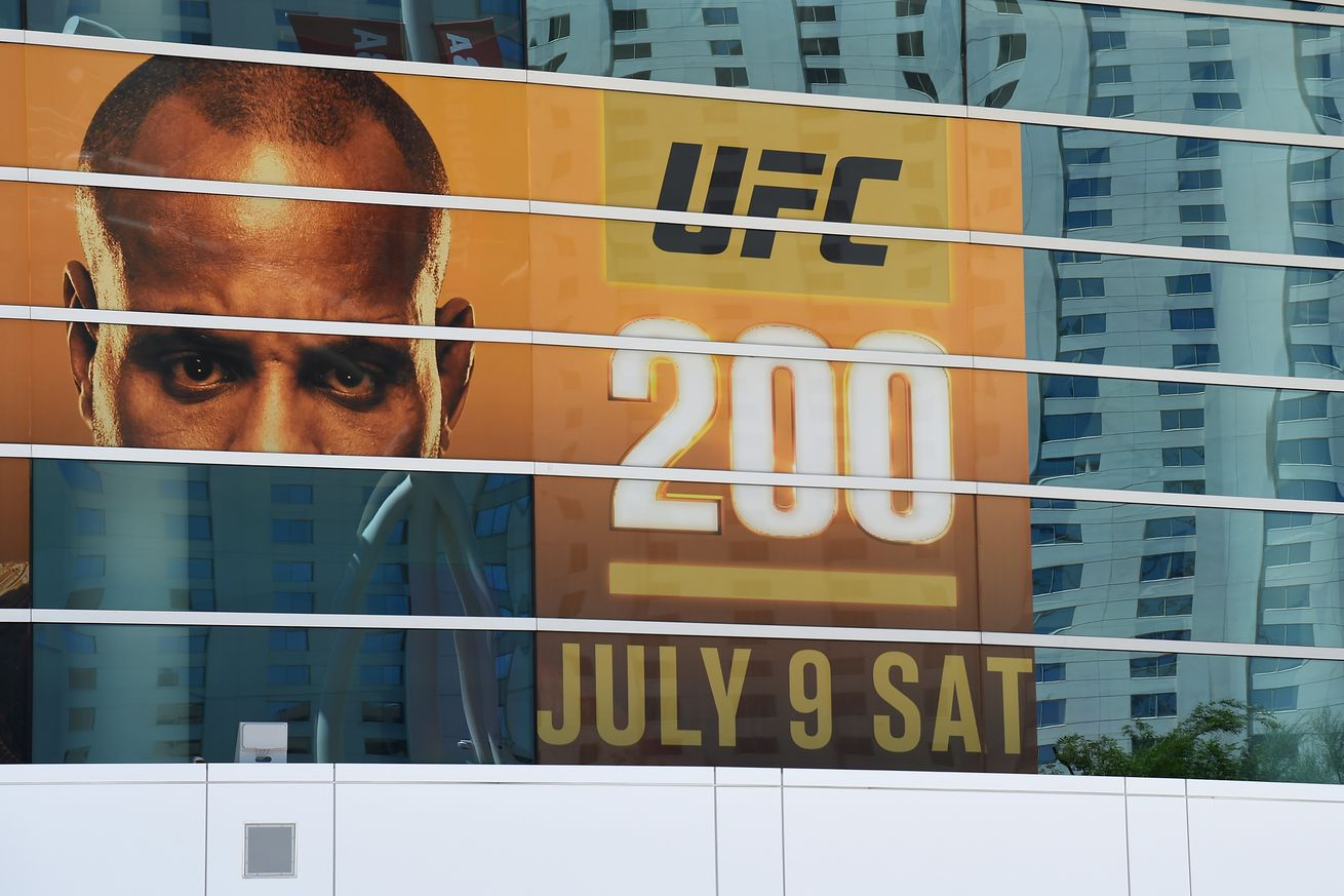 community news, Executive: UFC 200 PPV buys will be our biggest event