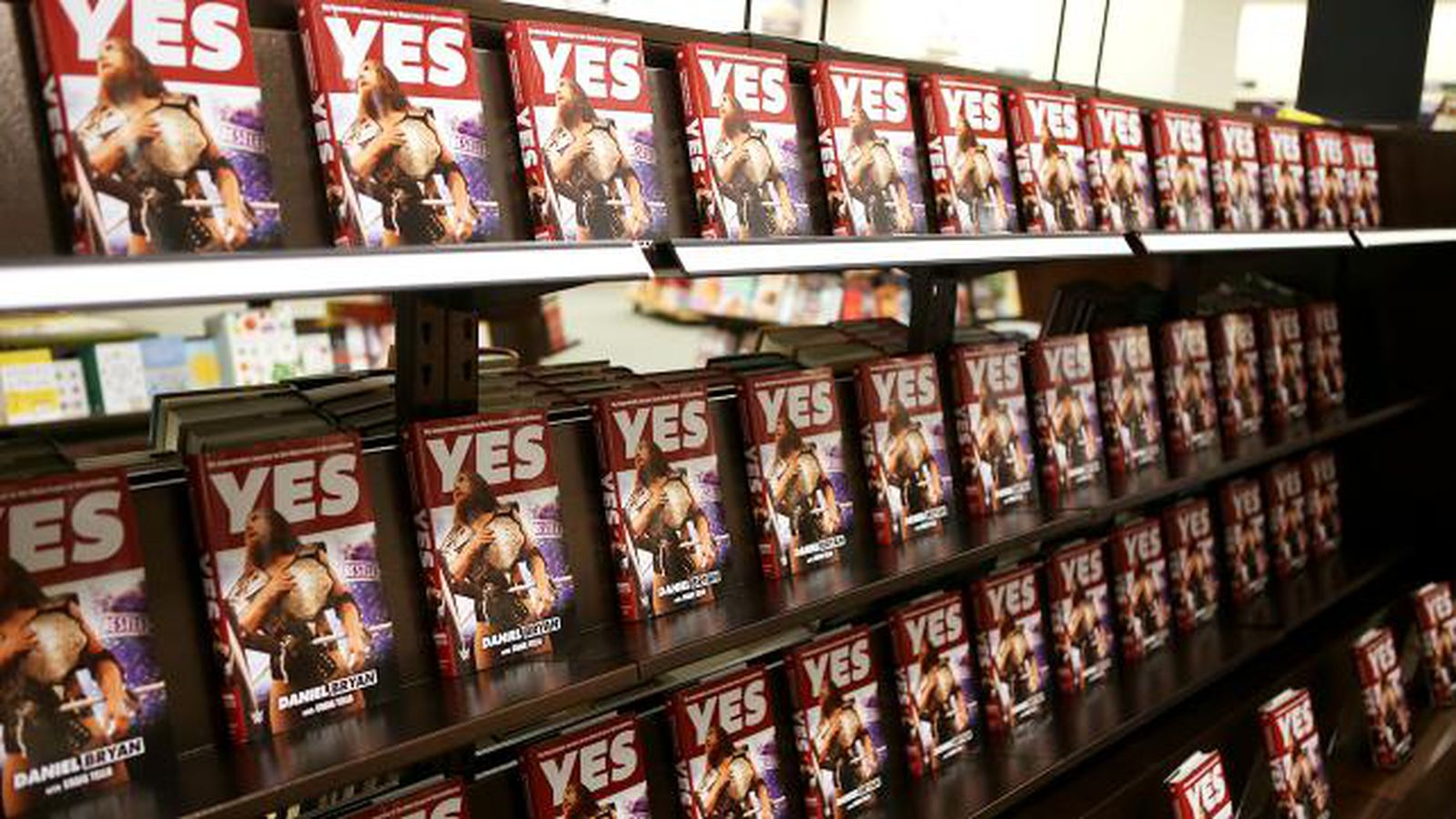 Daniel Bryan: New York Times best-selling author - Cageside Seats