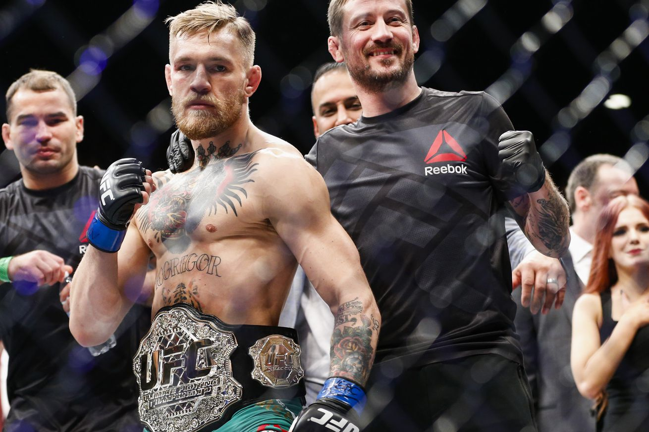 community news, John Kavanagh: Conor McGregor has '800 horsepower, 5 liter American muscle car type engine' heading into rematch