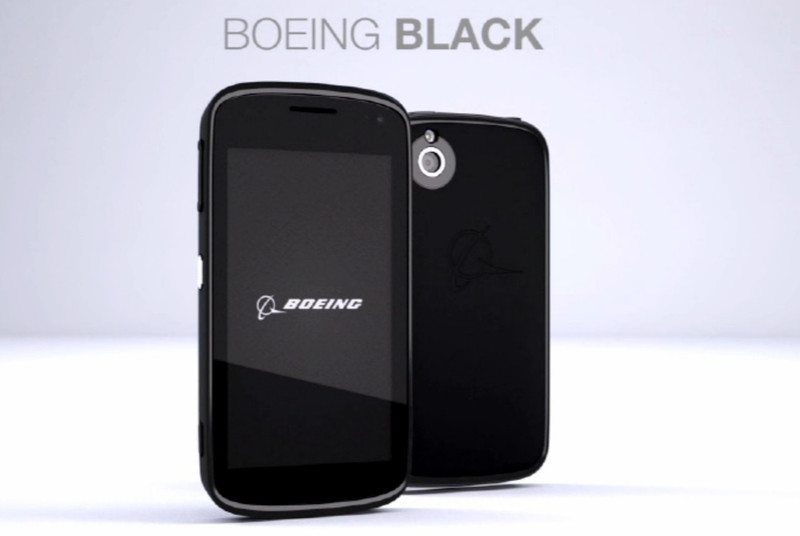 BlackBerry is working on Boeing's long-awaited self-destructing phone