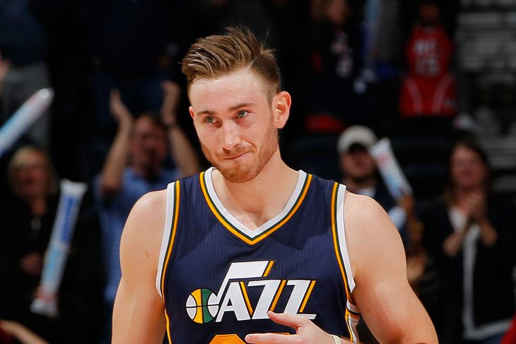 Gordon Hayward39;s Flowing Locks amp; The White Guy Hair Award  Hardwood