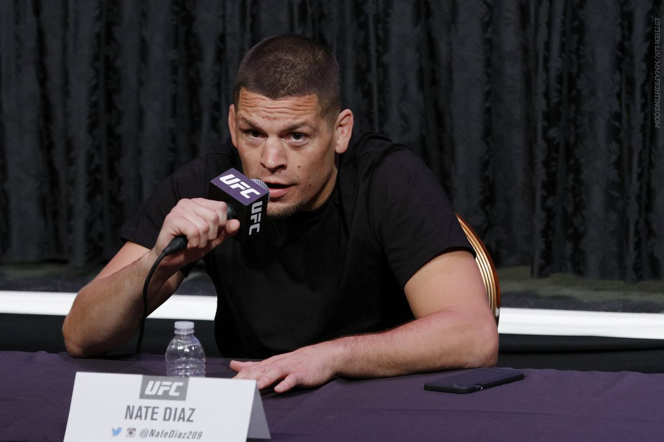 community news, Nate Diaz apparently also off UFC 200 card: Im going on vacation