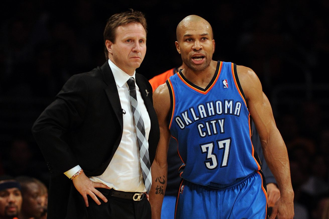 Ex-Knicks coach Derek Fisher might try comeback as player