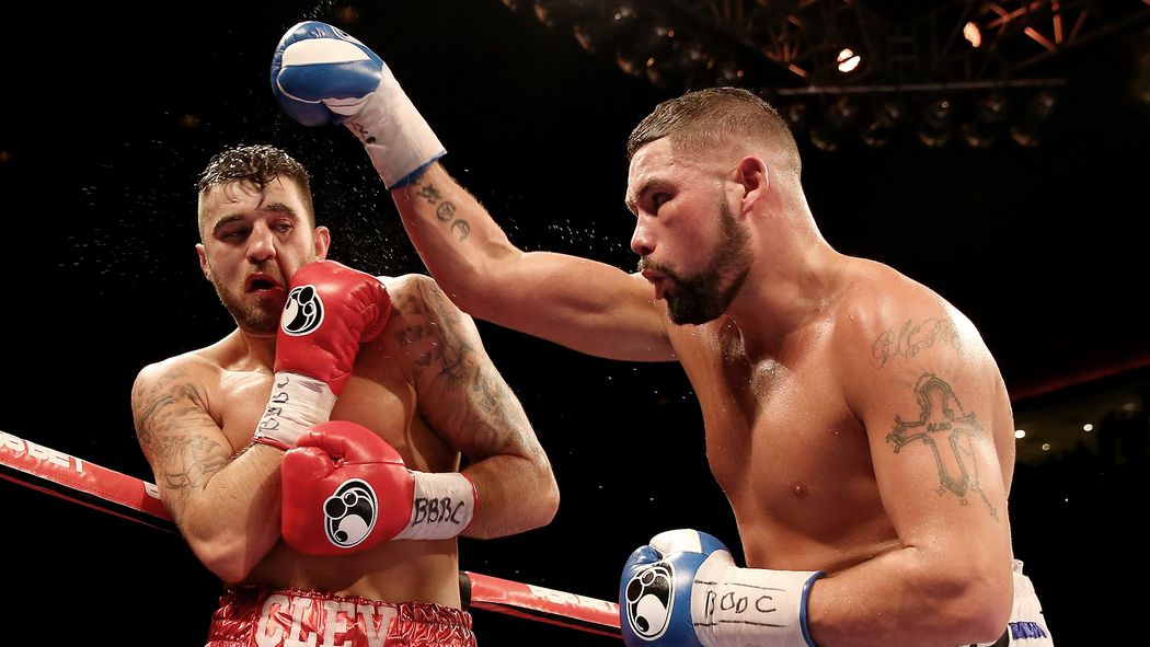 Tony Bellew negotiating for world title fight, won't go to Germany - Bad Left Hook