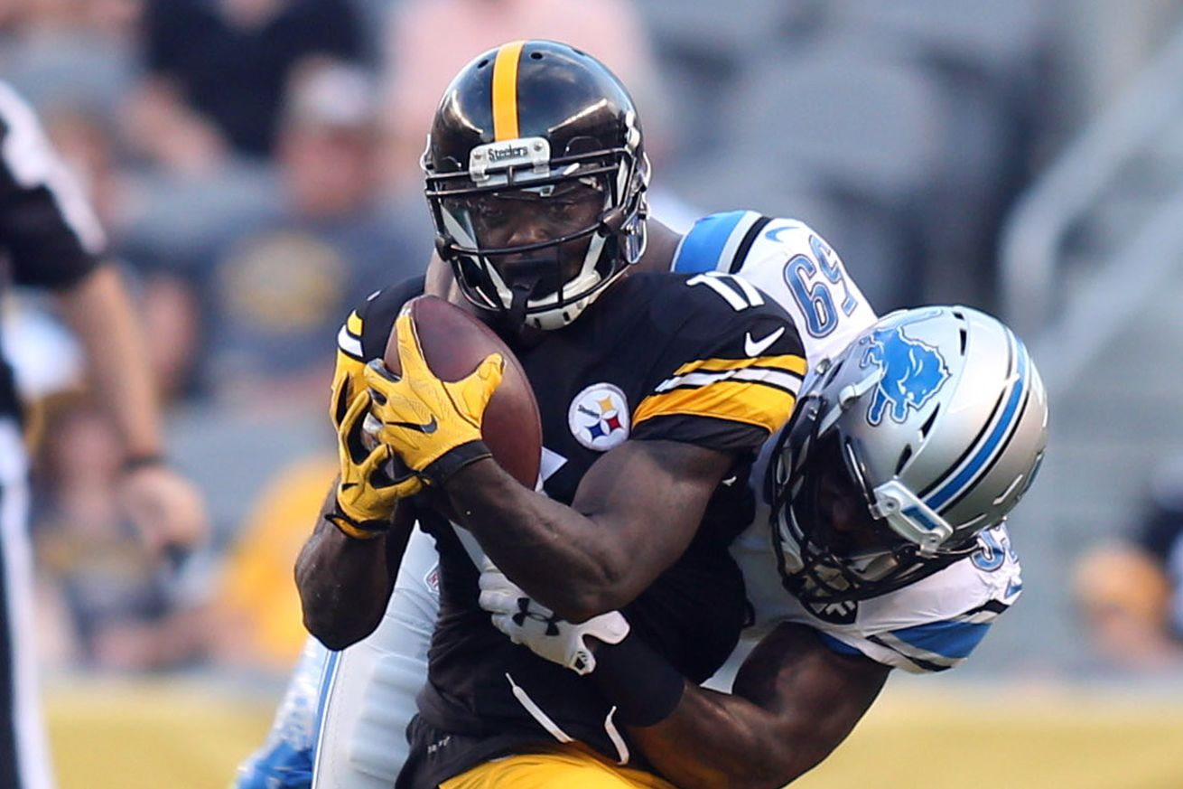 Steelers Podcast: Will Eli Rogers cut into Sammie Coates' catches?