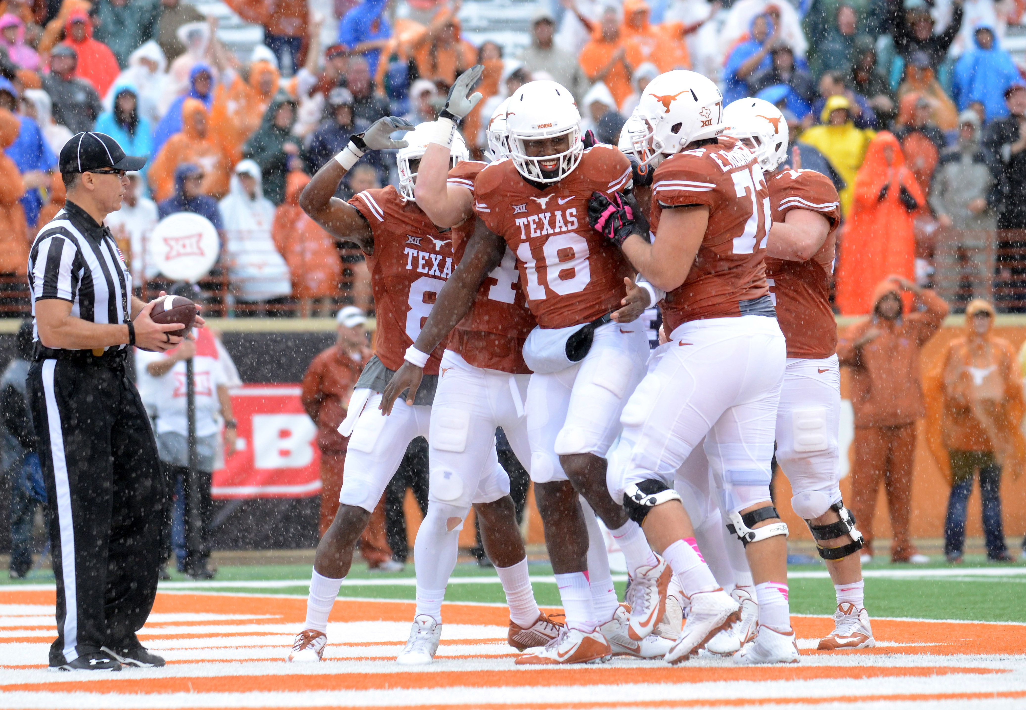 Still much to learn about Irish, Texas ahead of opener