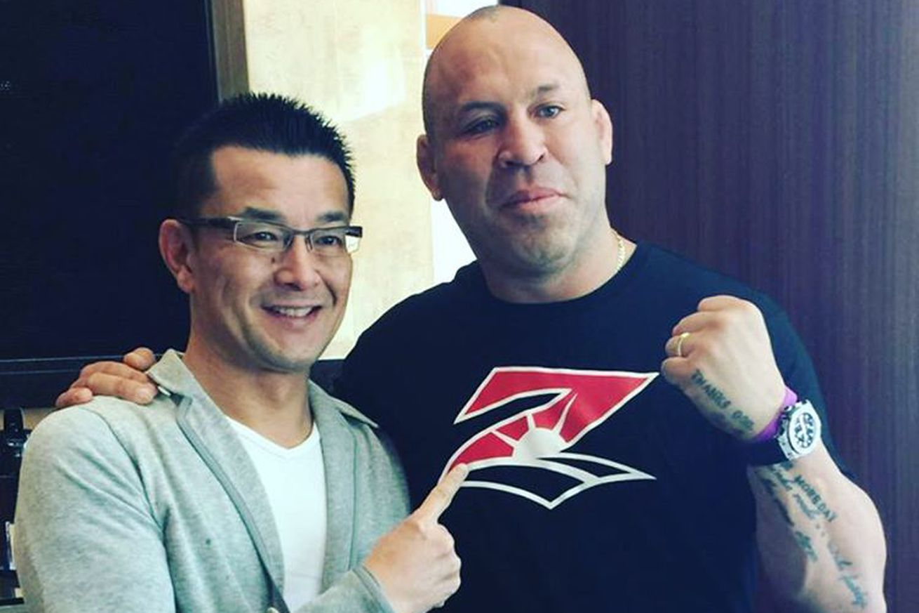 community news, Wanderlei Silva signs multi year contract with RIZIN, debuts April 17 in Japan