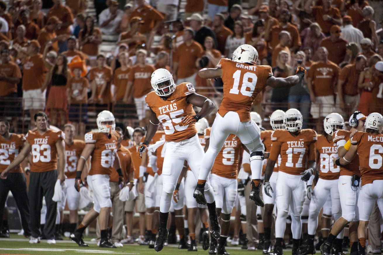 Will the Texas Tight Ends Once Again Be Productive?