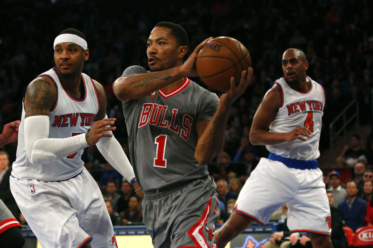 5 reasons New York Knicks should trade for Derrick Rose