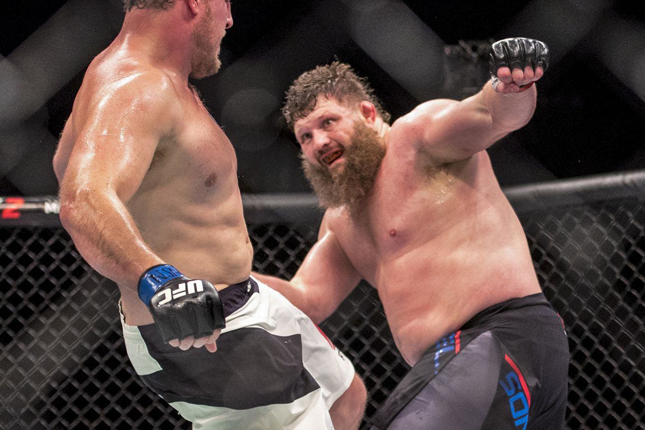 community news, Heavyweights Roy Nelson and Derrick Lewis scheduled to lock horns at UFC Fight Night 90