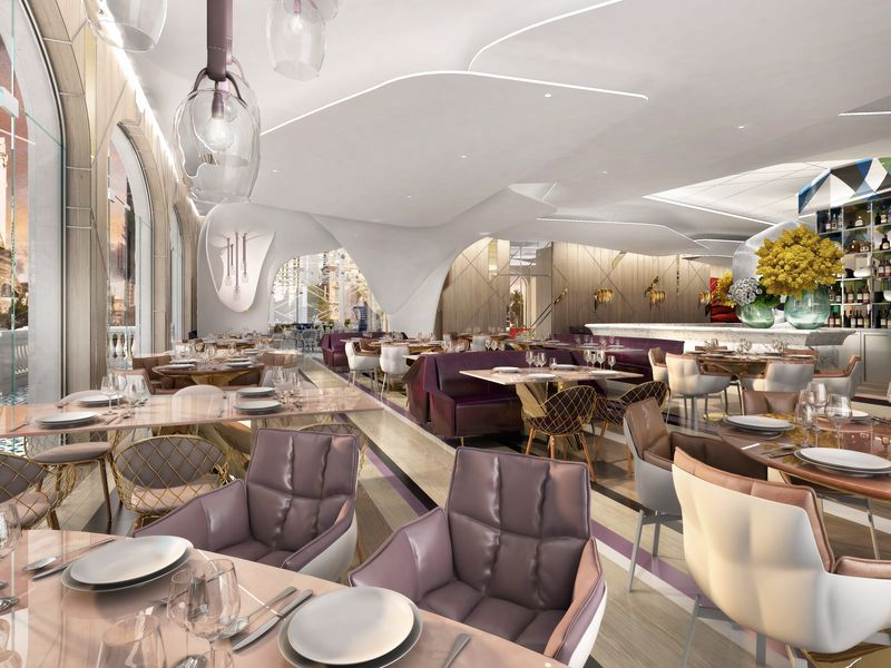 Rendering: Official/Eater Vegas